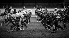 Halton Spartans (Tim Furfie) Tags: sport canon action stadium carlisle americanfootball runcorn sentinels widnes halton canon7d haltonspartans