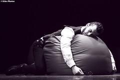 Processo a Pinocchio - commedia musicale noir (KikoPhotos) Tags: blackandwhite comedy noir stage musical pinocchio pouf biancoenero commedia palco beppe processo lucagiacomelli