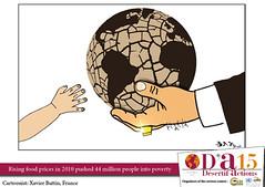 D'a15 - The 31 greatest cartoons (CARI-association) Tags: cartoon dessin terre cari concours climatechange presse climat unccd da15 desertifactions2015