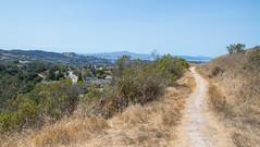 Trail - Pinole Park - Pinole - California - 30 August 2015 (goatlockerguns) Tags: sanfrancisco california park county usa costa west nature forest oakland coast natural unitedstatesofamerica trail bayarea eastbay contra pinole