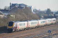 221121, Taunton 20/01/2016 (CF Rail Photography) Tags: diesel trains crosscountry locomotives taunton class221 crosscountrytrains 221121