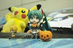 Halloween Miku 001 (kyontheotakugamer) Tags: anime honda manga subaru civic impreza wrx acura lancer mitsubishi rsx crz fa1 fa5 tlx nepnep itasha vocaloid hatsunemiku blackrockshooter amnights