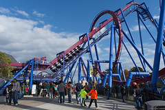 Kings Island 2015-68 (alexsabatka) Tags: ohio cincinnati amusementpark rollercoaster themepark ki kingsisland 2015 cedarfair steelrollercoaster kibestday