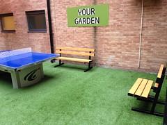 Fusion Seat (Glasdon UK) Tags: metal bench outdoor seat streetfurniture fusion seating parkbench benches aluminium external glasdon glasdonuk
