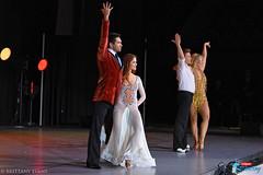 Anna Trebunskaya & Dmitry Chaplin, and Chelsie Hightower & Damian Whitewood