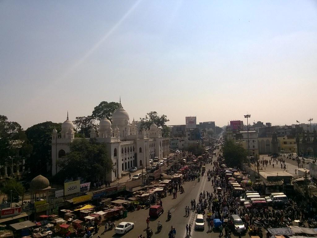 In the Bazzars of Hyderabad by Sarojini Naidu — Explanation