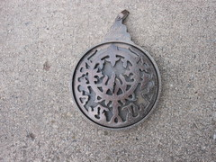Astrolabe (melter) Tags: bronze astrolabe