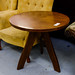 Mahogony circular table