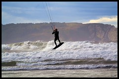 Salinas 31Ene2016 (25) (LOT_) Tags: coyote switch fly nikon waves lot asturias kiteboarding kitesurfing nitro hugo kitesurf nitro5 controller2 kitesurfmagazine kitespain switchkites switchteamrider nitro3 ©lot