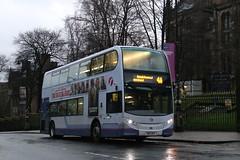 33912 SN61BDV First Glasgow (busmanscotland) Tags: glasgow ad first 400 alexander dennis enviro trident adl bdv e400 33912 sn61 sn61bdv