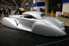 Hetfield & Dore's 'Aquarius' (bballchico) Tags: marcel custom 1934 packard roadster handbuilt awardwinner grandnationalroadstershow jameshetfield rickdore gnrs blackiegejeianaward gnrs2016 1934packardroadster ambrentry