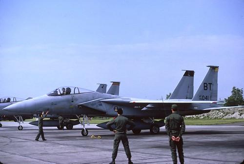79 0041  F-15 USAF BT 36 TFW