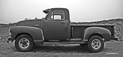Chevrolet 3100 @ Texel. #Texel #oldtimer #chevrolet #3100 #car #auto #mobile #black #white #wadden #waddeneiland #justin #sinner #pictures #dutch #holland #netherlands #whhels #dunes #duinen #iron #ijzer #old #oud #zwart #wit #photo #eiland #island #isle (JustinSinner.nl) Tags: pictures auto old justin white black holland chevrolet netherlands dutch car mobile island photo wadden waddeneiland iron dunes oldtimer zwart wit isle duinen oud sinner texel ijzer eiland 3100 whhels