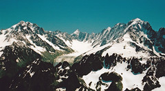 La rcompense au sommet du Buet (Yvan LEMEUR) Tags: mountain france alpes landscape glacier neige paysage chamonix glace alpinisme hautesavoie buet chardonnet aiguilleverte sommets glacierdargentire hautemontagne aiguilledargentire laverte