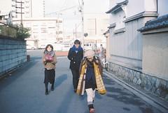 (tenpadego) Tags: portrait film japan model kyoto   filmcamera  contaxt2