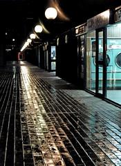 'R Is For Reflection Of The Rain' (EZTD) Tags: inglaterra england reflection london wet rain photography lluvia foto image photos pluie barbican photograph fotos londres angleterre ingles lin londra regen cityoflondon londinium 2016 londonist londonengland capitalcity londonistas linphotos thisislondon mylondon barbicanestate wetnight nikond90 londonimages imagesoflondon londonista nikon35mmf18 allabouttheimage eztd eztdphotography eztdphotos eztdgroup londonimagenetwork pictoriallondon londonmylondon eztdfotos february2016 photosdelondres lettersofthemonthproject lettersofthemonth
