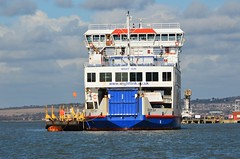 Wight Sun (PD3.) Tags: uk england sun ferry boats boat ship harbour ships hampshire catamaran wightlink solent portsmouth isle ferries wight catamarans fishbourne iow ryde hants