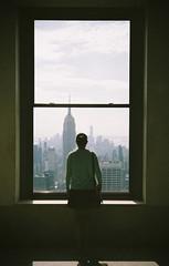 (Bazzerio) Tags: nyc newyorkcity travel newyork 35mm vintage adventure grainy empirestateofmind photographersontumblr