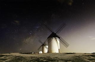 Planeta Quixotesco...