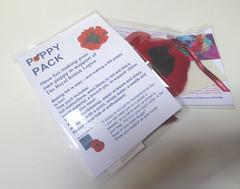 make your own felt poppy (flights-of-fantasy) Tags: charity make diy support royal felt your gift poppy british fundraiser own legion rbl licenced flightsoffantasy