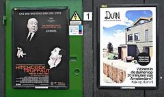 Amsterdam, De Hallen - Hitchcock & Truffaut wonen in de duinen (Markus Lske) Tags: holland netherlands amsterdam ape godfather piaggio niederlande dehallen piaggioape lueske lske