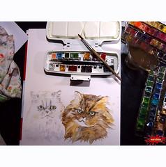 Vorschau3_Katzis (wandklex Ingrid Heuser freischaffende Künstlerin) Tags: hund etsy etsyshop dawanda auftragsmalerei wandklex wandkleks wandklecks etsyresolution2016 etsyresolutionde