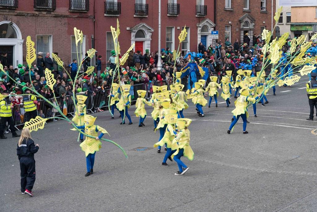 Dowtcha Puppet's At The St.Patrick's Parade [Dublin 2016]-112496