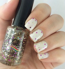 Carminha + Colombina (Francinie Helvadjian) Tags: glitter colorama novotoque
