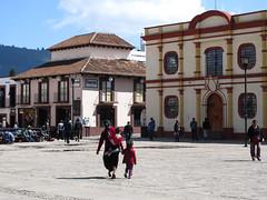"""San Cristóbal de las Casas: la Place de Cathédrale <a style=""""margin-left:10px; font-size:0.8em;"""" href=""""http://www.flickr.com/photos/127723101@N04/25535002432/"""" target=""""_blank"""">@flickr</a>"""