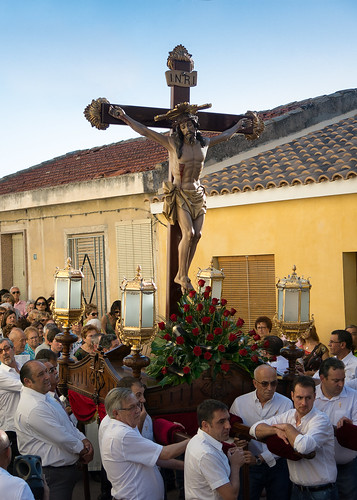 """(2014-06-27) - Bajada Vía Crucis - Luis Poveda Galiano (11) • <a style=""""font-size:0.8em;"""" href=""""http://www.flickr.com/photos/139250327@N06/25610642685/"""" target=""""_blank"""">View on Flickr</a>"""