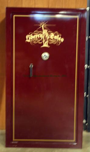 Liberty 32 Gun Fireproof Safe -$825.00 (Sold June 5, 2015)