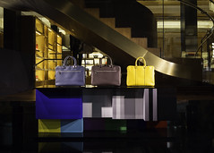 Louis Vuitton - Sydney (on the water photography) Tags: window retail display sydney windowdisplay visual luxury louisvuitton louisvuittonsydney