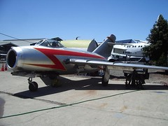 "MiG-15bis 54 • <a style=""font-size:0.8em;"" href=""http://www.flickr.com/photos/81723459@N04/25722569555/"" target=""_blank"">View on Flickr</a>"