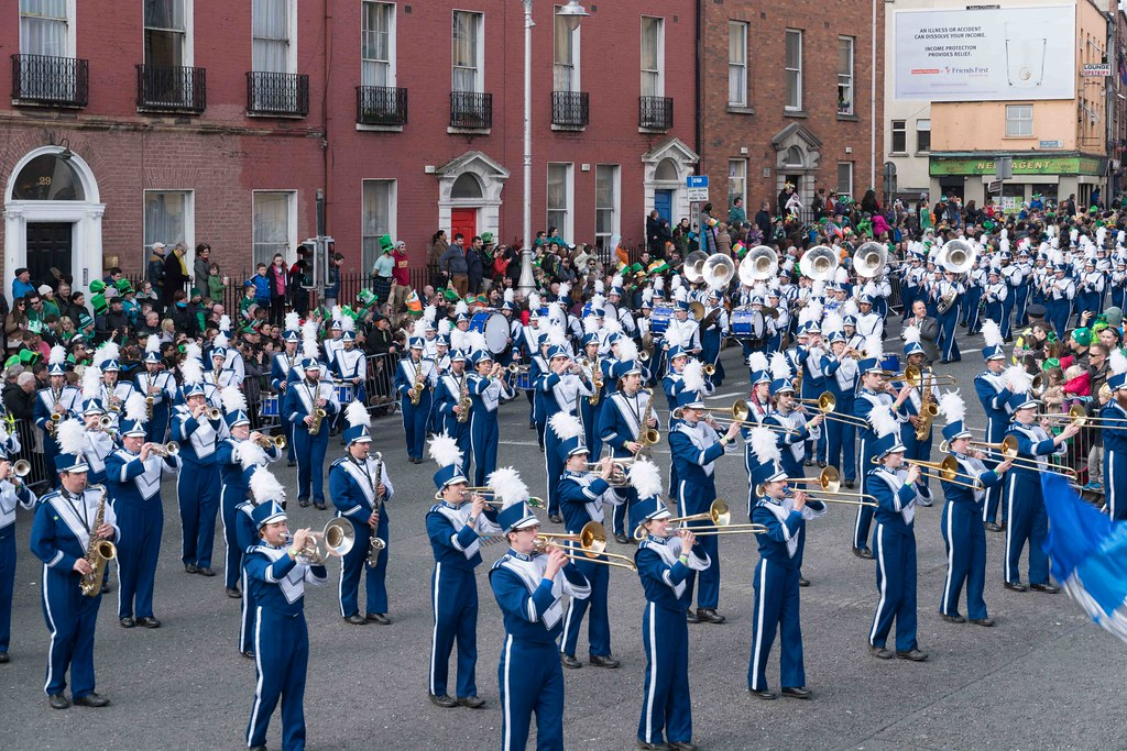 Christopher Newport University Marching Captains - 112430