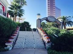 Encore stairs (f l a m i n g o) Tags: vegas hotel lasvegas april wynn encore 2016 18606