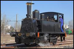 MZA 602 (Xavier Bayod Farré) Tags: railroad geotagged tren eisenbahn railway historic steam locomotive vapor tallers cuco 602 pla locomotora lleida ferrocarril expotren mza canoneos60d armf pladevilanoveta vilanoveta mza602 efs18135mmf3556isstm