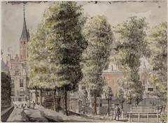 Doelenstraat 1789 (Regionaal Archief Alkmaar Commons) Tags: alkmaar