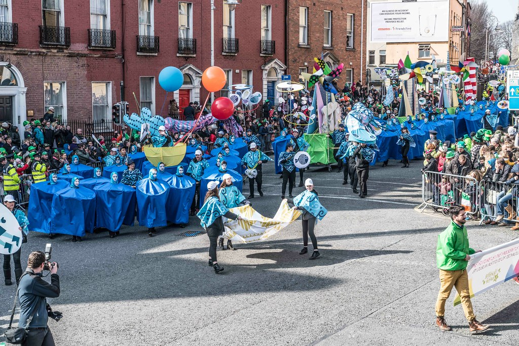DIT - THE FUTURE IS PRESENT [ST.PATRICK'S DAY PARADE 2016]-112262