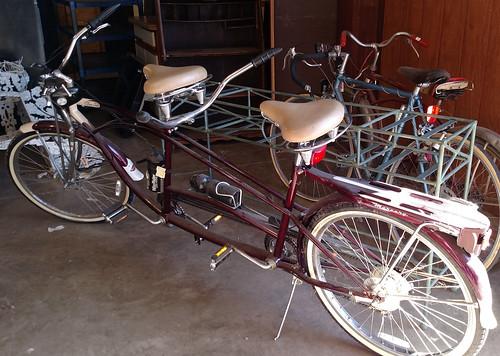 Mercury FleetLine Tandem Bike ($165.00)