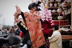 ✪犬山祭りで見かけた可愛いお姫様 -愛知県犬山市- (m-miki) Tags: festival japan children nikon 愛知 inuyama 犬山 春 子供 祭り d610 山車 針綱神社 犬山祭