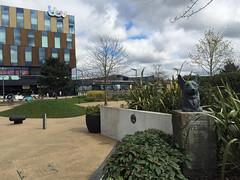 Blue Peter Garden (diamond geezer) Tags: manchester salfordquays bluepetergarden mediacityuk