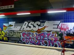 Graffiti in Kln/Cologne 2015 (kami68k [Cologne]) Tags: graffiti cologne kln illegal lasse stalk bombing bunt 2015