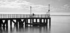 Pontoon Ponder (Solent Poster) Tags: old seascape port landscape march pentax hampshire sally portsmouth pontoon southsea k3 2016 1685mm