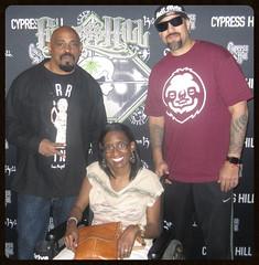 B Real and Sen Dog (Cypress Hill) (mynewnormals) Tags: breal cypresshill sendog