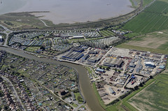 Vauxhall Park - Great Yarmouth Aerial Images (John D F) Tags: norfolk aerial yarmouth greatyarmouth eastanglia caravans caravanpark vauxhallpark aerialimage alotments