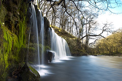 Sgwd Ddwli (Vale Boy) Tags: water wales canon river waterfall woods rocks waterfalls 1635 valeboy cliverees