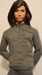 Bram- Barbie Basics #15 OOAK Repaint Hybrid by DollAnatomy (Gypsy X) Tags: muneca ooakdoll ooakbarbie barbierepaint ooakken barbiebasicsken barbiebasicsken15 marineraluna barbiebasicsken17 dollanatomy barbiebasics15kenrepaint