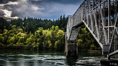 Columbia River Gorge - Bridge of the Gods (firemanbrandon72) Tags: bridge oregon river columbia gods gorge