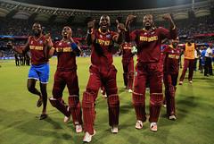 Champion Dance (westindiescricket) Tags: india mumbai ind 606934307cricket