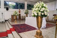 20160423_loyola_0580 (Maria Viriato Decoracoes) Tags: igreja loyola enfeites decorao ornamentos viriato ornamentao decoraodecasamento